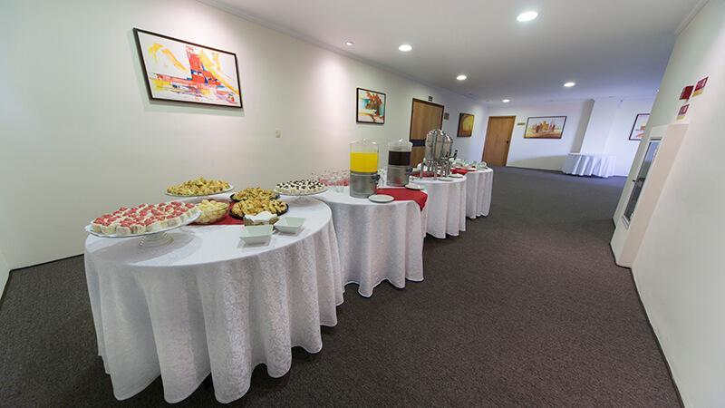 Espaço para eventos em Santo André com o Hotel Plaza Mayor